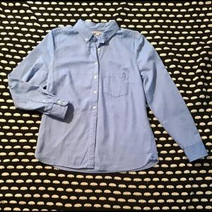 Gap Women's Perfect Oxford Button-down shirt